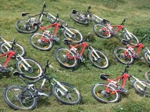 Bike Hotel Val di Sole 1